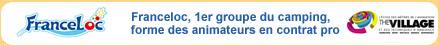 Franceloc recrute pour 2015 en contrat pro